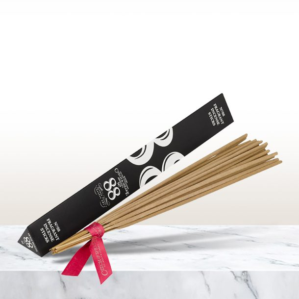 No.88 Incense sticks x20 with package on a marble surface