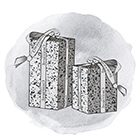 EXCLUSIVE GIFT WRAPPING